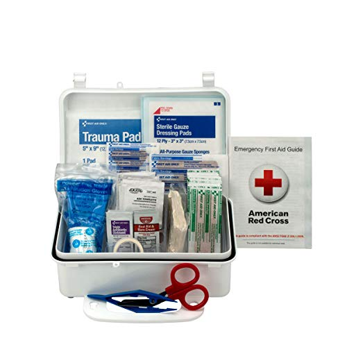 First Aid Only 57 Piece ANSI First Aid Kit