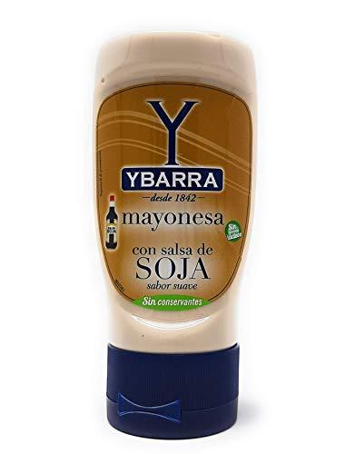 Ybarra  Mayonesa Ybarra Fussion  Soja , 250 ml