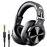 OneAudio A7 Fushion Cuffie Bluetooth Over Ear Chiuse Cuffie Wireless Studio con