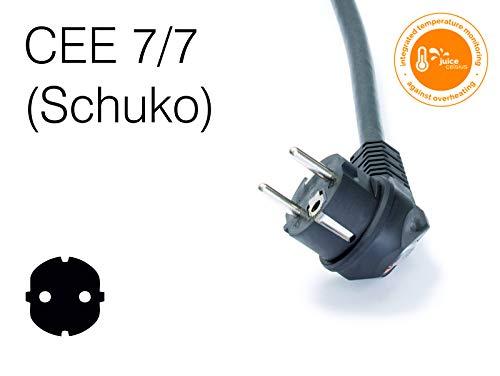 Juice Conector CEE 7/7 (Schuko) (EU) con Sensor de Temperatura