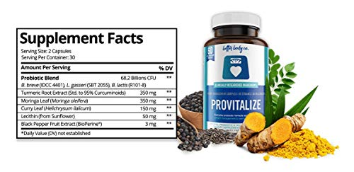 Provitalize   Best Natural Weight Management Probiotic 2