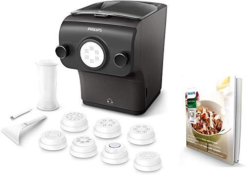 Philips HR2382/15 Avance Collection Macchina per Preparare Pasta Fresca con Bilancia Integrata,...