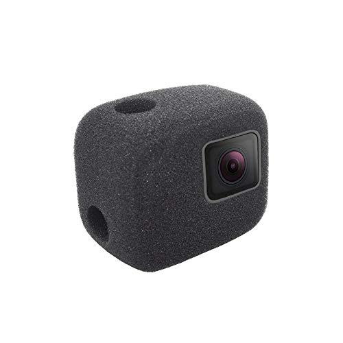 Homeofying Camera Schiuma Spugna Antivento di riduzione del Rumore Windslayer Custodia per GoPro 5/6