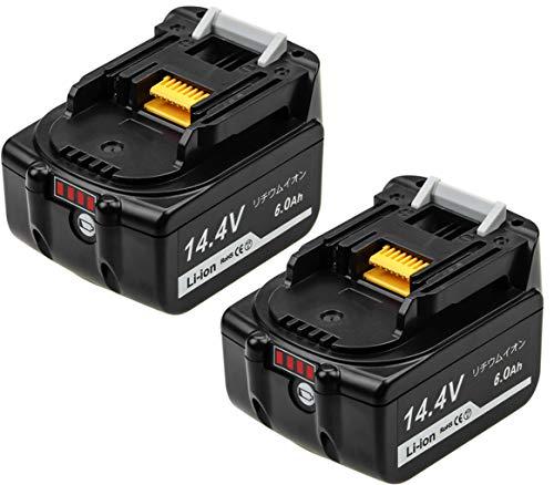マキタ BL1040B マキタ 10.8v バッテリー4.0Ah BL1040 BL1015対応 二個セット 安心の一年保証
