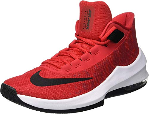 Nike Boys GS Air Max Infuriate II AH3426 600 Shoes Athletic Sneaker (Numeric_1)