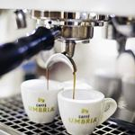 Caffe Umbria Fresh Seattle Whole Bean Roasted Coffee, Arco Etrusco Blend Dark Roast, 12 oz. Bag 30