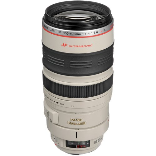 Canon EFレンズ EF100-400mm F4.5-5.6L IS USM ズームレンズ 並行輸入