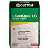 Custom Building Products LevelQuik Extended Set Self-Leveling Underlayment #LQESL50