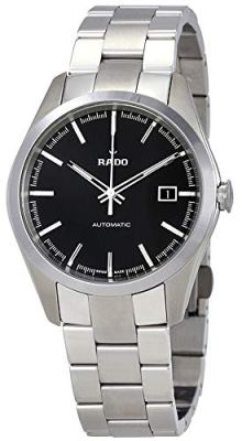 Rado Hyperchrome Black Dial Stainless Steel Automatic Male Watch R32115153