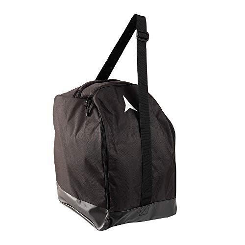 Atomic Skischuh- und Helm-Tasche, Schwarz/Weiß, 38 x 41 x 28 cm