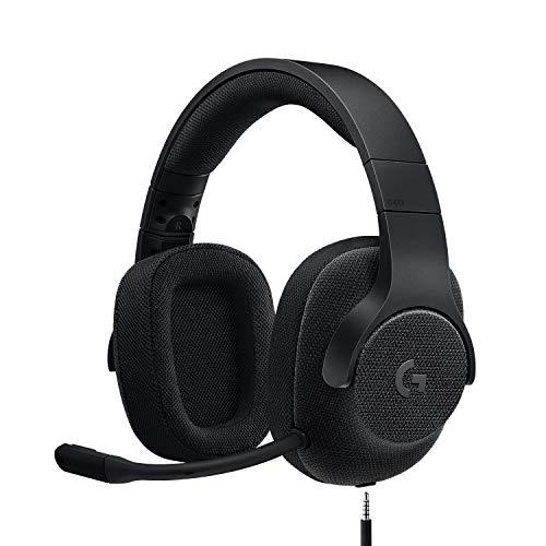 【Amazon.co.jp限定】Logicool G ロジクール G ゲーミングヘッドセット G433BK PS5 PS4 PC Switch Xbox 有...