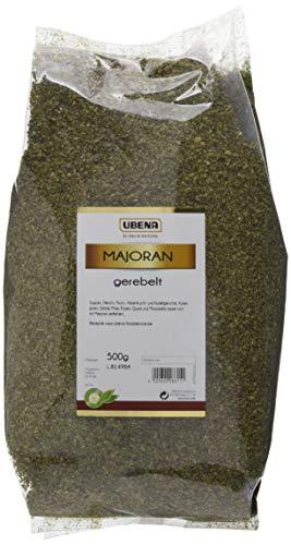Ubena Majoran Gerebelt 500 g, 1er Pack (1 x 0.5 kg)