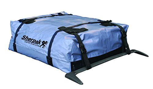 Seattle Sports Sherpak Elite 20 - Weather Resistant Cartop Storage Cargo Bag Carrier for Car Rooftop