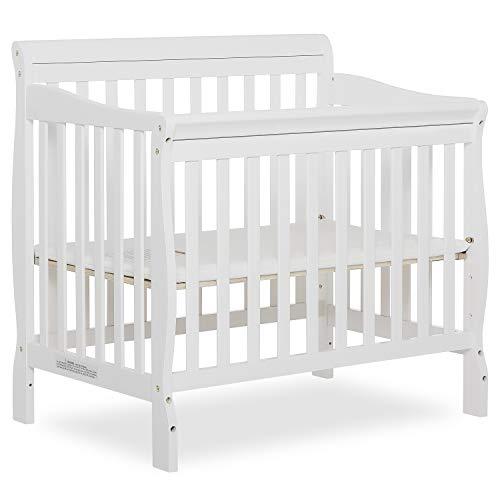 6. Dream On Me 4 in 1 Aden Convertible Mini Crib
