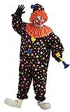 Rubie's Men's Plus Size Clown Costume, Multicolor, One