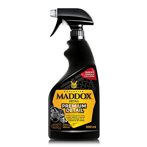 Maddox Detail - Premium Detail - Limpiador Premium de salpicaderos con abrillantador (500ml)