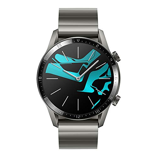 Huawei Watch GT 2 Elegant - Smartwatch, Hasta 2 Semanas de...