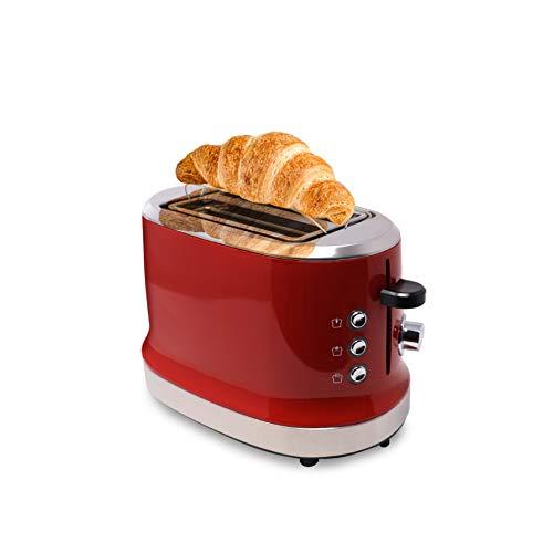 V-Guard VT240 950W Pop-Up Toaster, Red