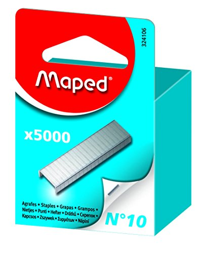MAPED - Punti per pinzatrice 10x 2000N no 10 x 5000