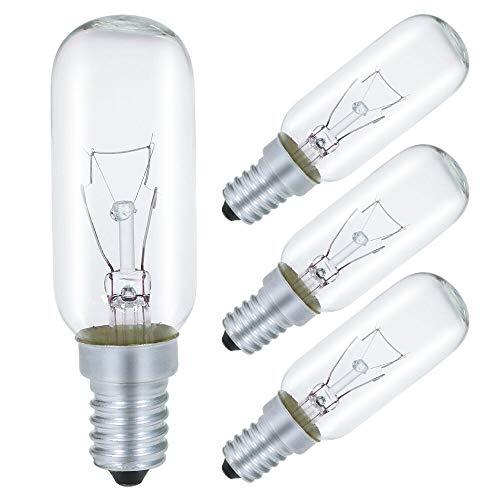 Comyan, lampadina per cappa da cucina 40 W, E14, SES, 320 lm, luce bianca calda 2700 K, lampadina...