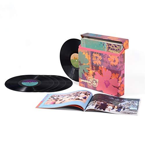 Woodstock-Back to the Garden(50th Anniversary Coll [Vinyl LP]