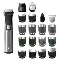 Philips Norelco MG7750/49 Multigroom Series 7000, Men's Grooming Kit with Trimmer for Beard, Head,...