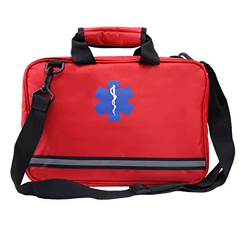 Paquete medico Botiquín De Primeros Auxilios For Autos Prevención De Desastres Portátil Kit De...