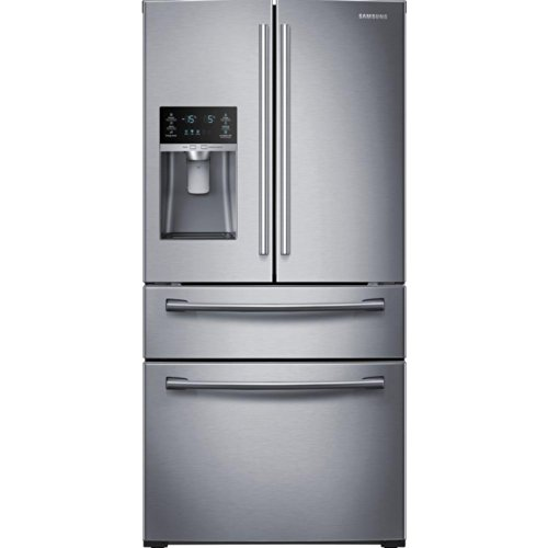 Samsung RF28HMEDBSR/AA 28 cu. ft. 4-Door French Door Refrige