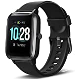 Letsfit Smart Watch, Fitness Tracker with Heart Rate Monitor, Activity Tracker with 1.3\