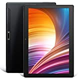 Dragon Touch Max10 Tablet, 1200x1920 FHD Display, Octa-Core Processor, Android 9.0 Pie, 10 inch Android Tablets, 32GB Storage, 5G WiFi, GPS, Metal Body Black