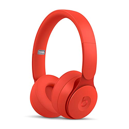 Casque Beats Solo Pro sans fil à réduction de bruit - Collection More Matte - Rouge