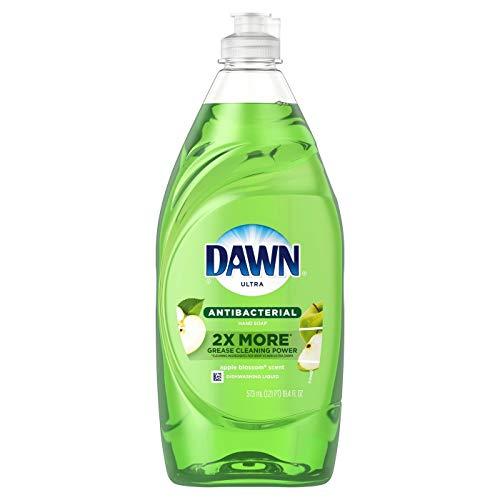 2 Pk. Dawn Ultra Antibacterial Dishwashing Liquid, Apple Blossom 19.4 (38.8 Fl. Oz. Total)