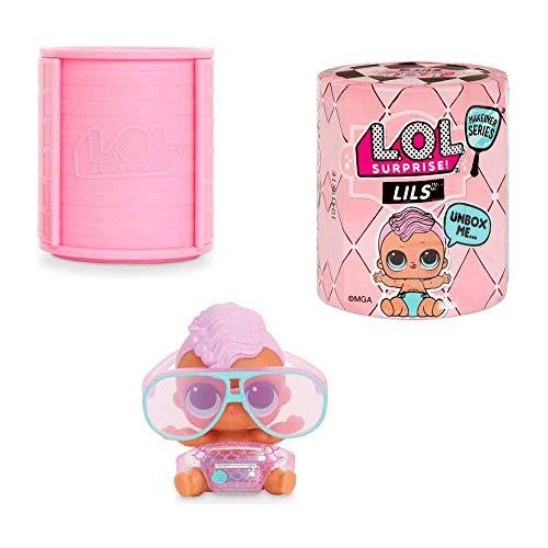 Image 1 - MGA- L.O.L. Surprise Métamorphose Lils Animaux et Petites sœurs série 2 Toy, 557098E7C, Multicolore, 0