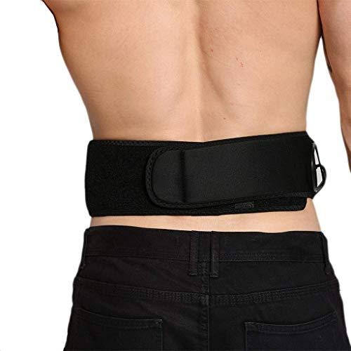 DEJA Electric Heat Vibration Waist Sauna Belt Shape Slimming Massage Belt Lose Weight Slimming Massager 3