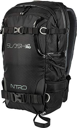 Nitro Snowboards 2018 Zaino Casual, 53 cm, 25 liters, Nero (Jet Negro)