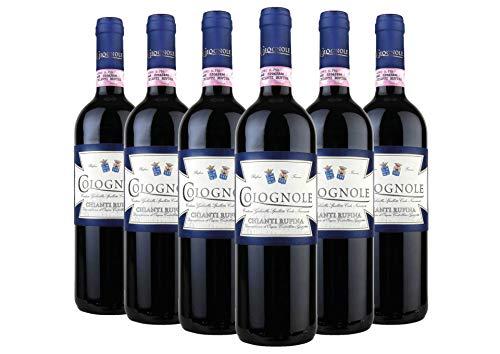 Chianti Rfina DOCG Colognole 2016 6 bottiglie da 0,75 L