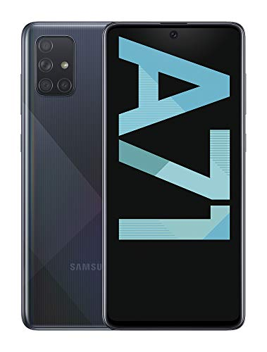 Samsung Galaxy A71 - Smartphone de 6.7'FHD+ (4G, Dual SIM, 6 GB...