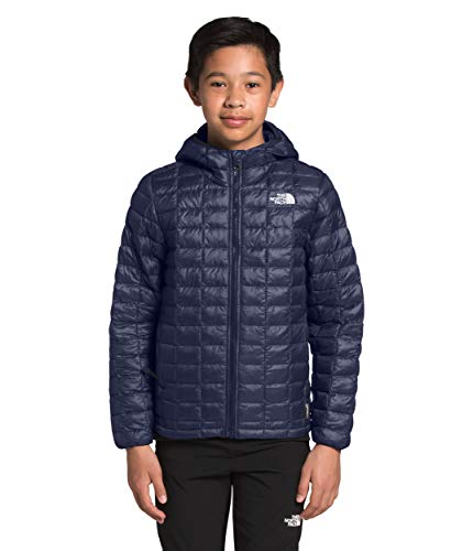 The North Face Boys' ThermoBall Eco Hoodie, TNF Navy, XL