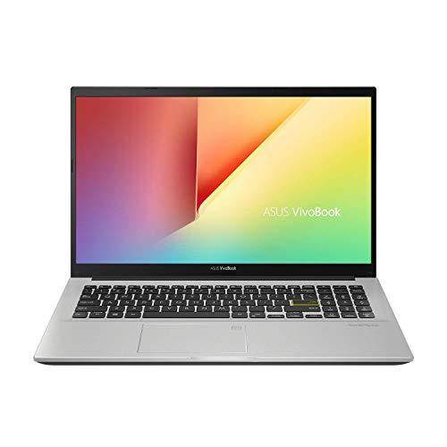 ASUS VivoBook Ultra 15 (2020), AMD Ryzen54500U, 15.6-inch (39.62 cm) FHD, Thin and Light Laptop (8GB/512GB SSD/Office 2019/Windows 10/Integrated Graphics/White/1.8 Kg), M513IA-BQ513TS