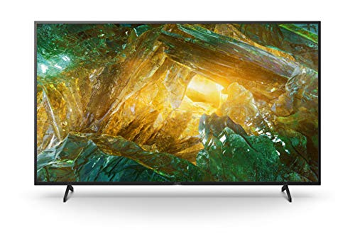 Sony KD-75XH8096 - Android TV 75 Pollici, Smart TV 4K HDR LED Ultra HD, con Assistenti Vocali...