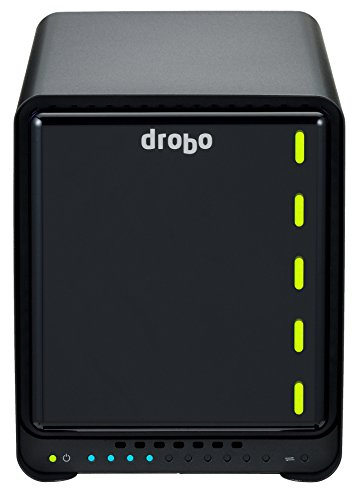 【日本正規代理店品】Drobo 5C 外付けHDDケース(3.5インチ×5bay) Beyond RAID USB 3.0(Type-Cコネクター搭載) PDR-5C