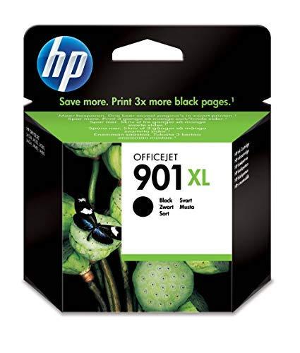 HP 901XL CC654AE Cartuccia Originale per Stampanti a Getto di Inchiostro, Compatibile Officejet...