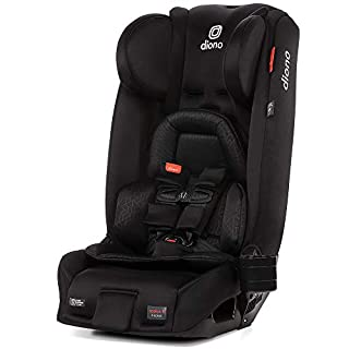 10 Years 1 Car Seat: With 4 ways to travel from birth to booster, the Radian 3RXT adapts as your child grows, to offer a custom fit from birth up to 120 lbs. The Original 3 Across: Built with our famous Radian slim fit design, you can fit 3 across in...