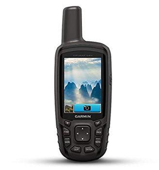 Garmin GPSMAP 64SC, Rugged Handheld with GPS/GLONASS, Wireless Connectivity and Digital Camera