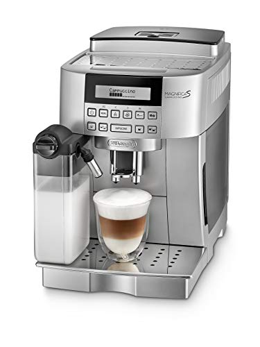 De'Longhi Magnifica S Cappuccino ECAM 22.366.S Kaffeevollautomat