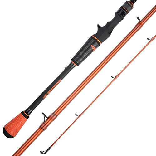 KastKing Speed Demon Pro Bass Fishing Rods, Casting Rod-Crankbait-7ft Medium - Moderate