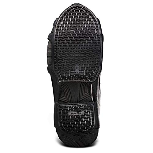 Product Image 3: STABILicers Grippers Indoor Anti-Slip Job Safety Traction Slip-Ons, Black, X-Large