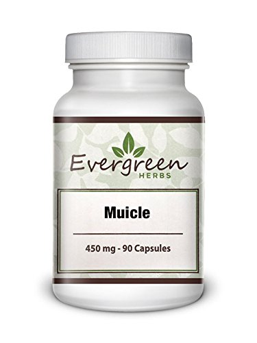 Muicle Capsules - 450 mg - 90 Capsules