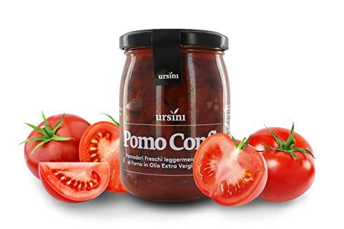 Ursini Tomates confitados en Aceite de Oliva Virgen Extra, previamente asados - 260 gr
