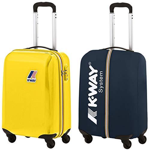 K-way System Mini Trolley giallo UNI